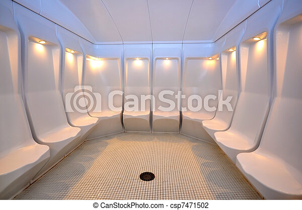 Schön Interior Of A Modern Turkish Bath Cabin