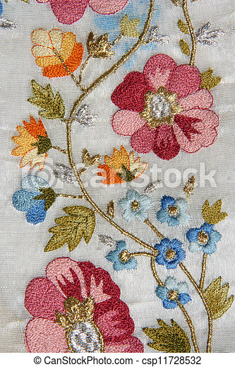Turkish Embroidery Pattern