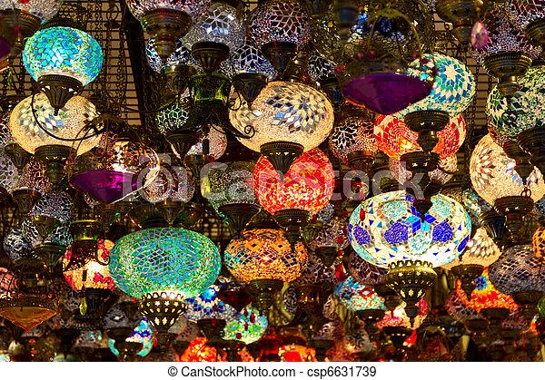 Turkish Lamps   Csp6631739