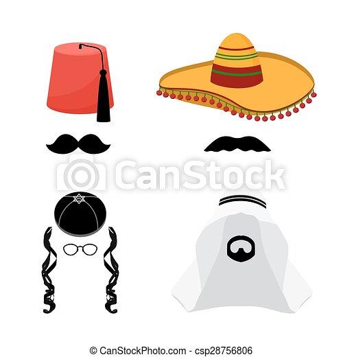 Fez Hat Free Content Clip Art, PNG, 1000x1000px, Fez, Area, Cap, Clothing,  Cowboy Hat Download Free