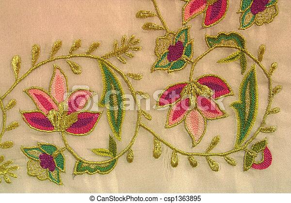 an example of turkish needlework rh canstockphoto com needlework ru needlework ru