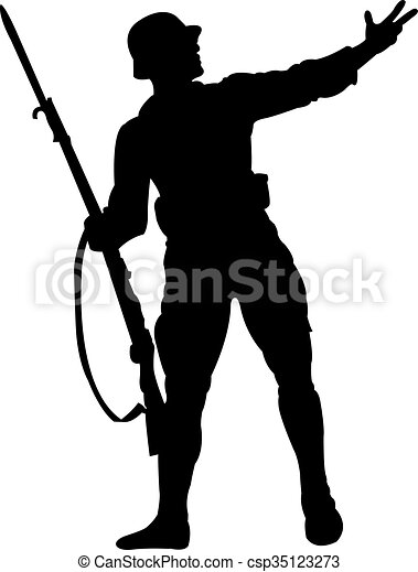 turkish soldier statue that located at ankara ulus square rh canstockphoto com sg vector soldier soldier vector image