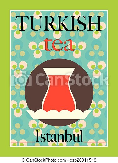 Turkish Tea - csp26911513