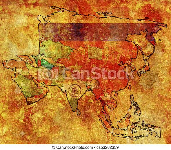 turkmenistan - csp3282359