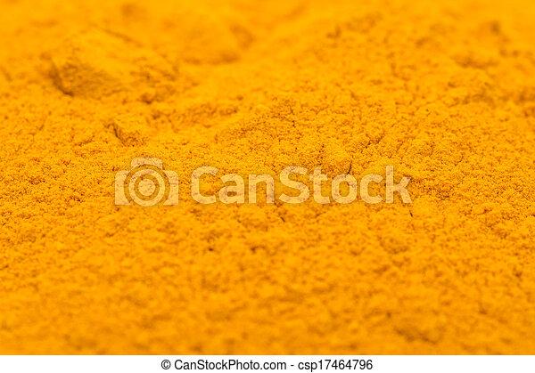 Turmeric Powder - csp17464796