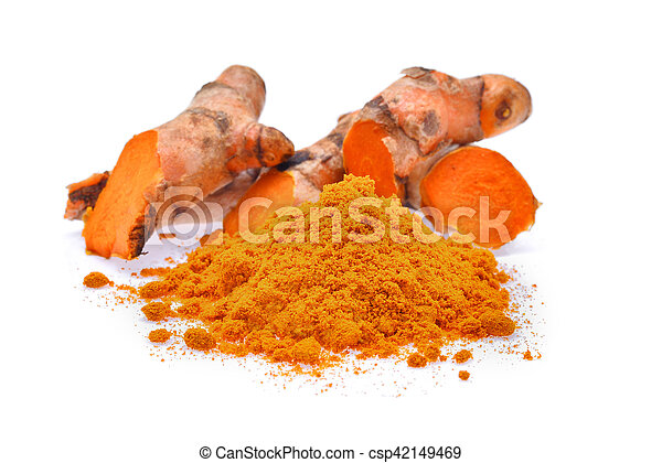 turmeric-roots-with-turmeric-powder-stock-image_csp42149469.jpg