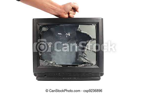 Turn off your TV. - csp9236896