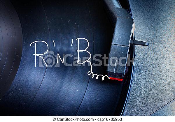Turntable - csp16785953