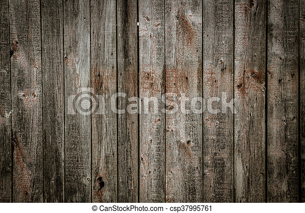 Turquesa de madera vieja - csp37995761