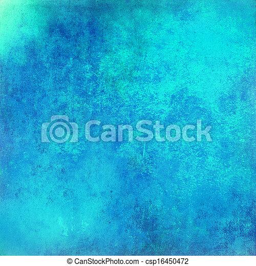 Trasfondo abstracto turquesa - csp16450472