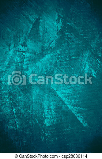 Trasfondo abstracto turquesa - csp28636114