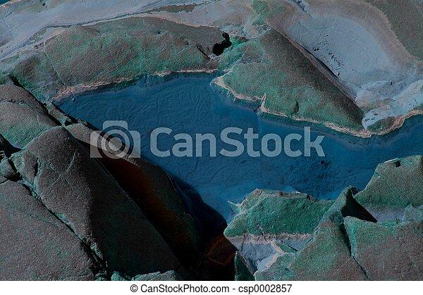 Turquoise Pool 4409 - csp0002857