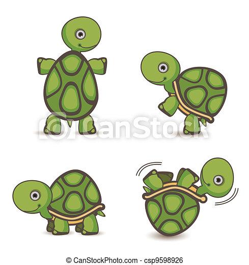 Turtle set - csp9598926