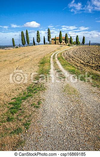 Tuscany House - csp16869185