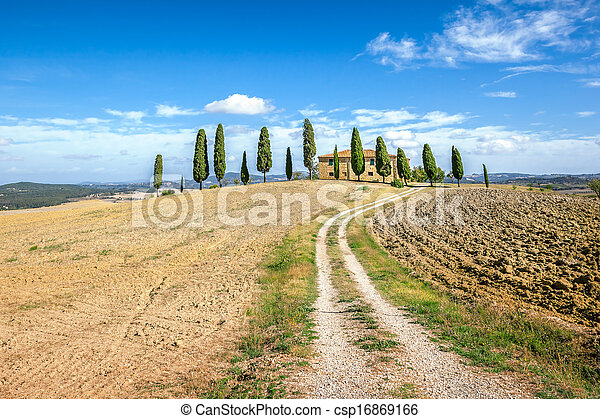 Tuscany House - csp16869166
