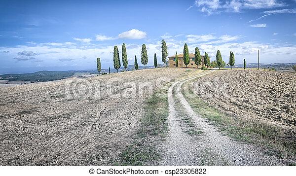 Tuscany House - csp23305822