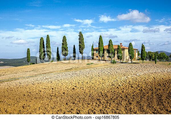 Tuscany House - csp16867805