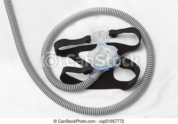 masque respiratoire tuyau