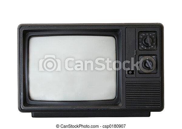 tv, öreg - csp0180907