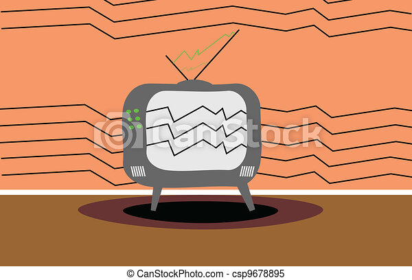 tv - csp9678895