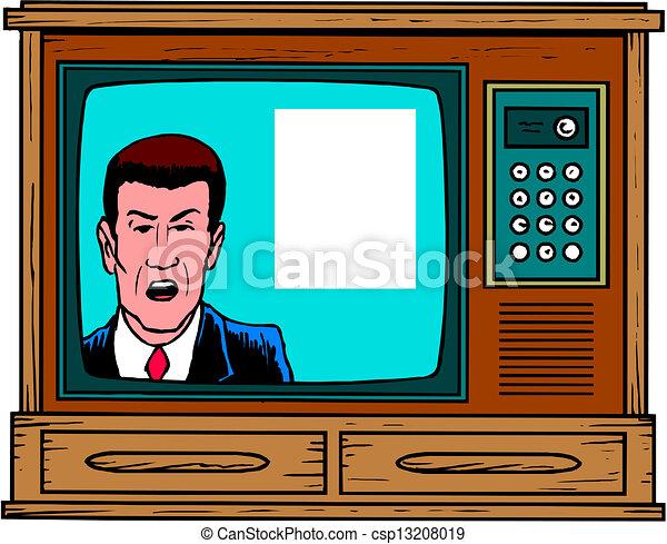 tv - csp13208019