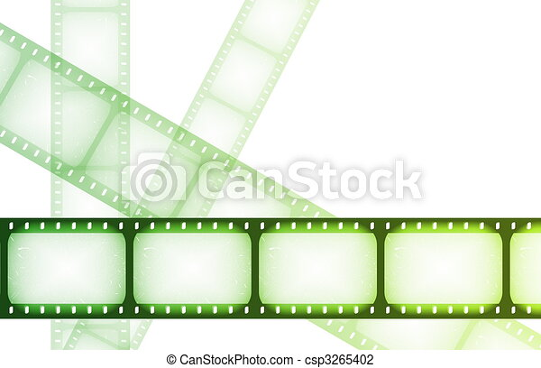 TV Channel Movie Guide - csp3265402