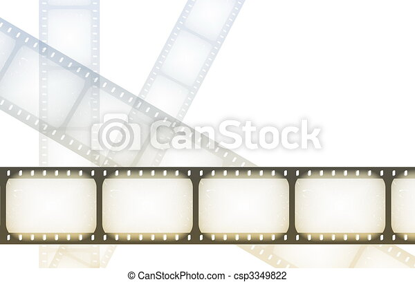 TV Channel Movie Guide - csp3349822