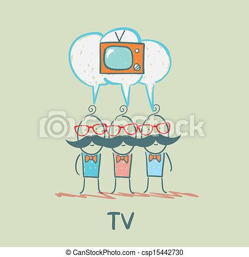 TV - csp15442730