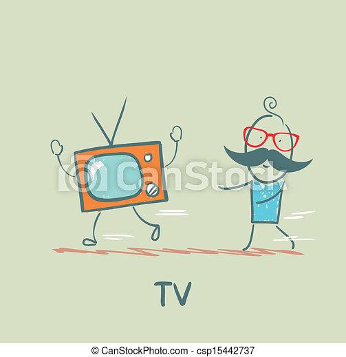 TV - csp15442737