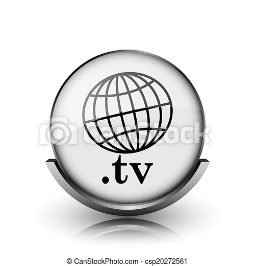.tv icon - csp20272561