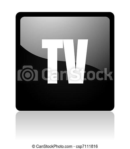 tv icon - csp7111816