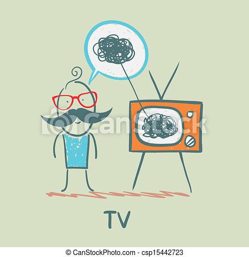 TV - csp15442723