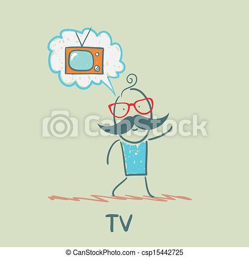 TV - csp15442725