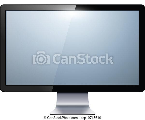 tv monitor - csp10718610