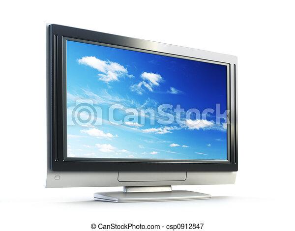 tv, plasma - csp0912847