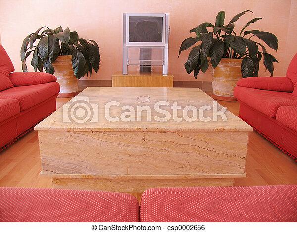 tv room - csp0002656