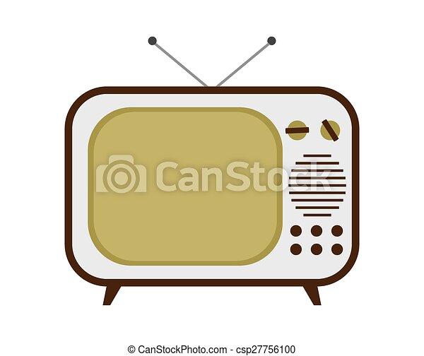 tv, vendange - csp27756100