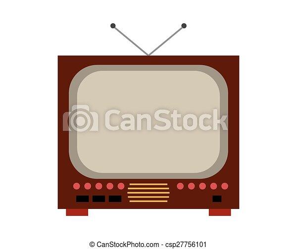 tv, vendange - csp27756101
