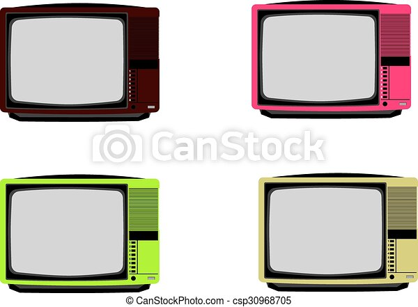 tv, vendange - csp30968705