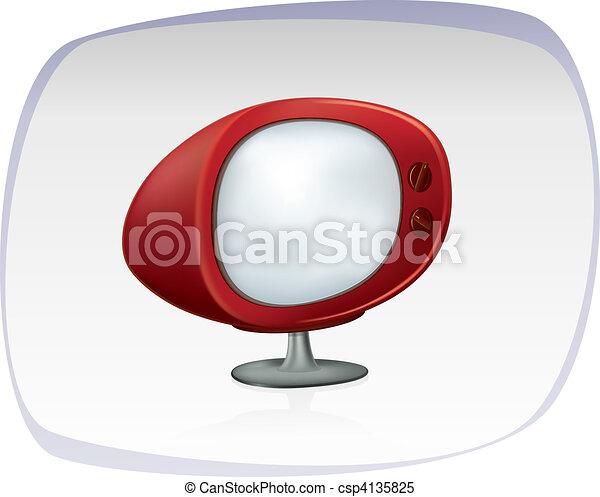 tv, vendange - csp4135825