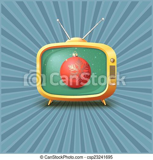 tv, vendange - csp23241695