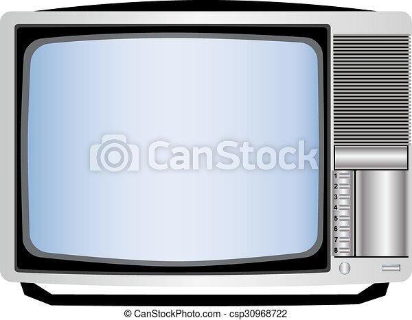 tv, vendange - csp30968722