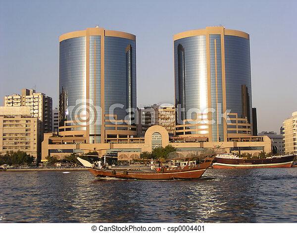 Twin Towers (Dubai) - csp0004401