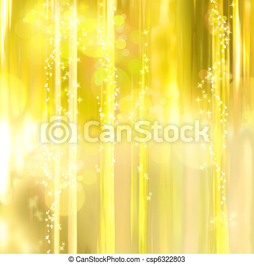 Twinkly Stars and Lights background - csp6322803