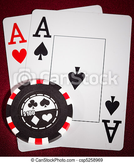 two aces - csp5258969