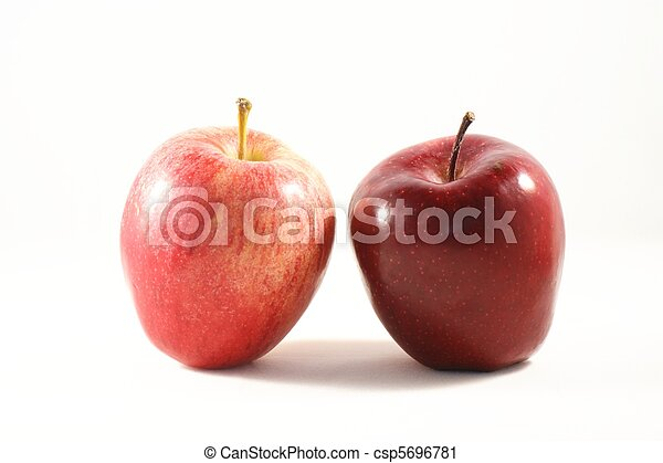 Two apples - csp5696781