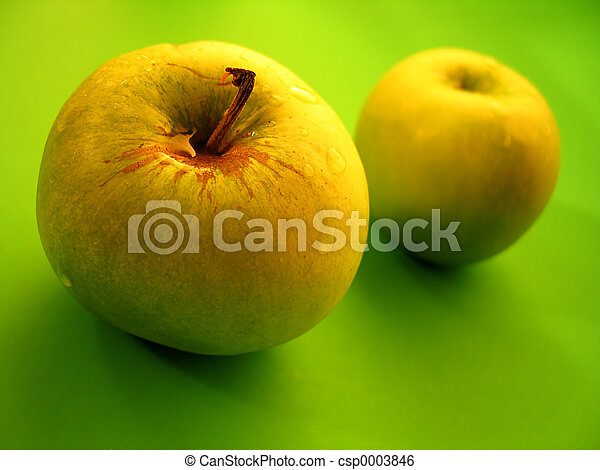 Two Apples - csp0003846
