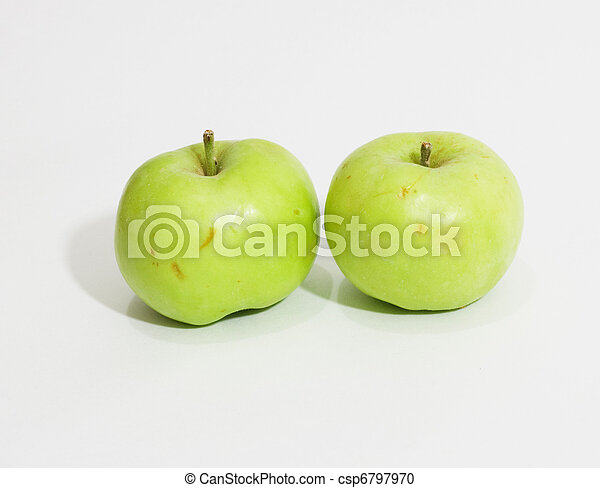 Two Apples - csp6797970