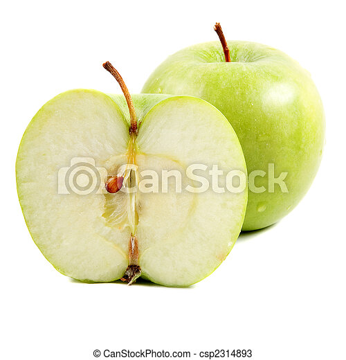 Two Apples - csp2314893