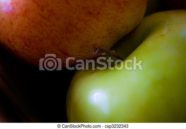 two apples - csp3232343